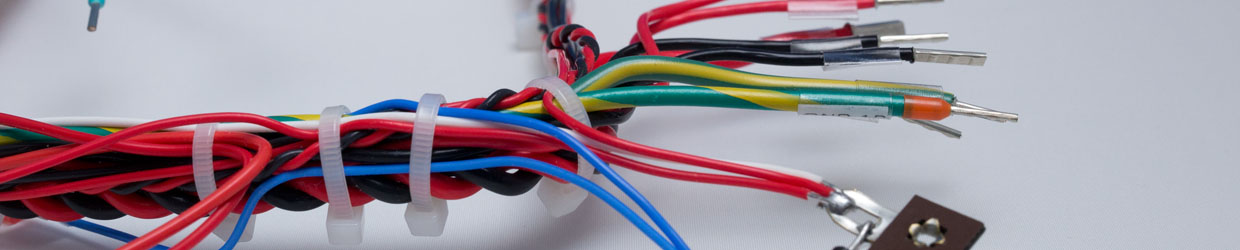 Cable Harnesses - AB Electronics